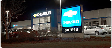 Duteau Chevrolet & Subaru | New & Used Chevrolet Cars, New ...