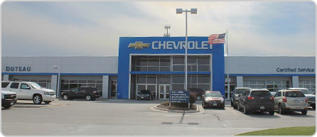 Chevrolet Location