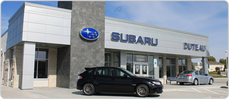 Subaru Location
